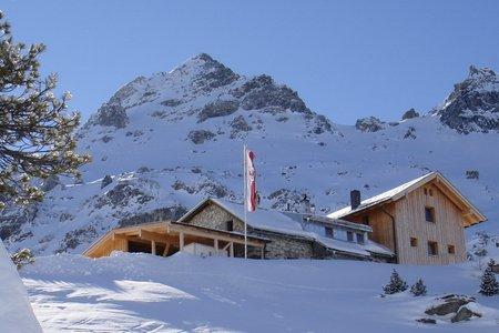 Lizumer Hütte, 2019m - Wattental