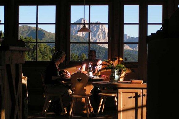 Private Schutzhütten in Südtirol