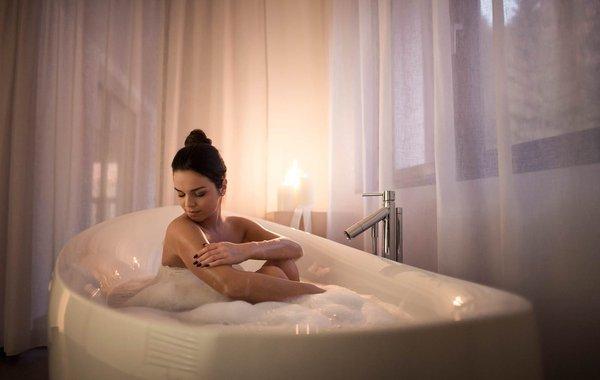 Wohlfühlatmosphäre im Hotel Cristal