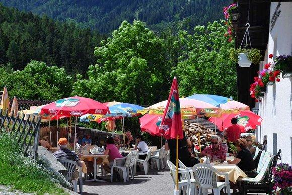 Alpengasthöfe
