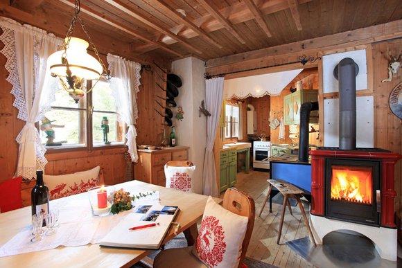 Selbstversorgerhütten & Ferienhäuser in Südtirol
