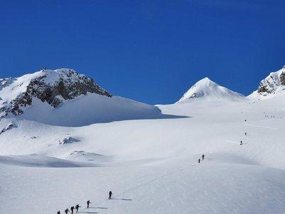 K 2 - Ötztaler Alpen