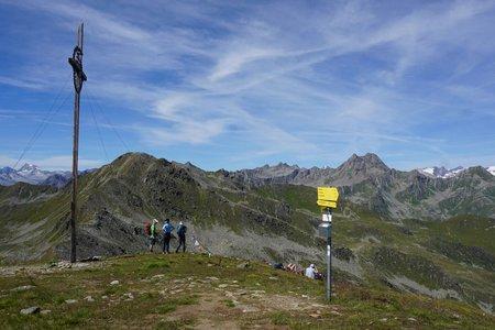 Speikboden (2635m) von der Speikbodenhütte