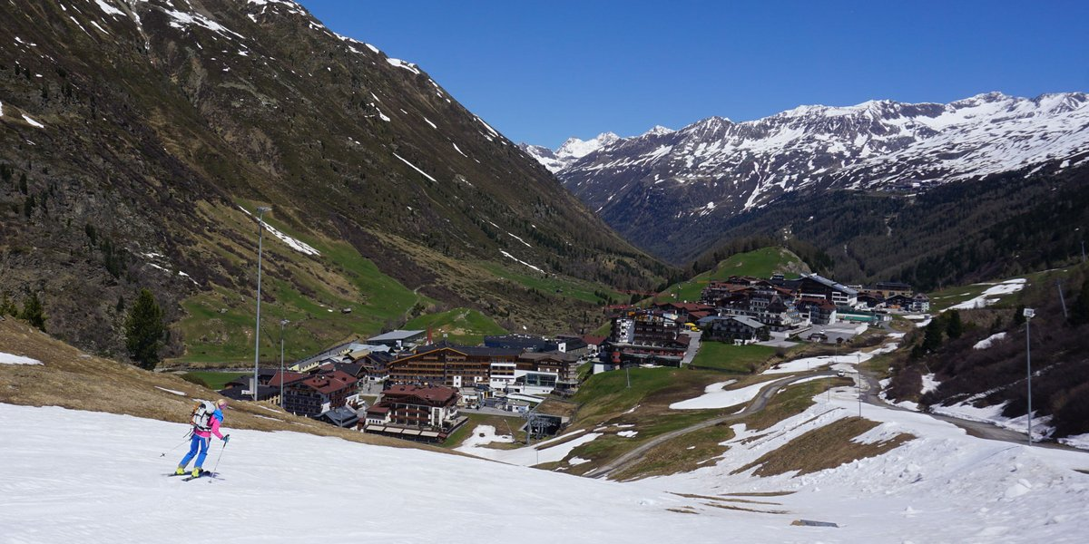 Skiurlaub in Obergurgl im Hotel Edelweiss