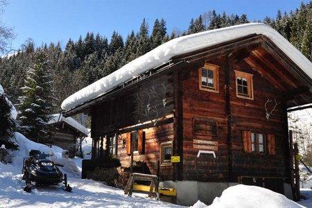 Rettensteinhütte - Aschau/Spertental