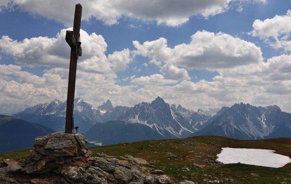 Toblacher Pfannhorn - Dolomitenblick