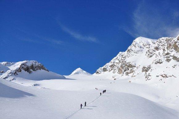 Pitztal / Mandarfen - Skitouren rund um das Dach Tirols