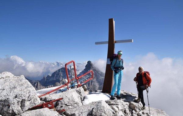 Bergtour auf die Weißwand