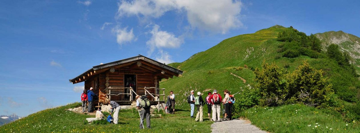 Jöchlspitze im Lechtal