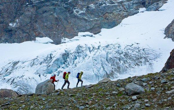 3Vorbei an beeindruckenden Gletschern, Pitztal Tirol