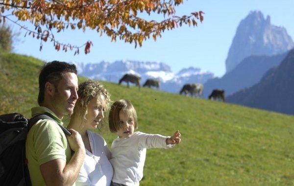 Familienurlaub in Lajen