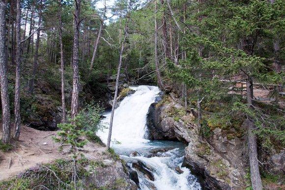 Naturschauspiele / Seen