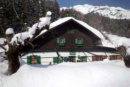 Arzler Alm, 1067 m - Innsbruck