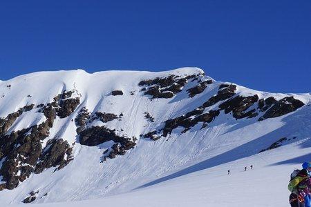 Silvretta Egghorn (3147m) von der Silvrettahütte