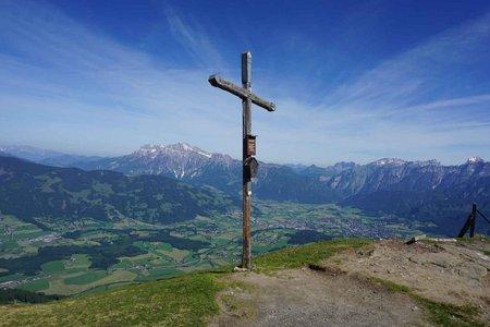 Schwalbenwand (2011m) vom Berggasthof Mitterberg