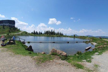 4-Seen-Wanderung am Hahnenkamm