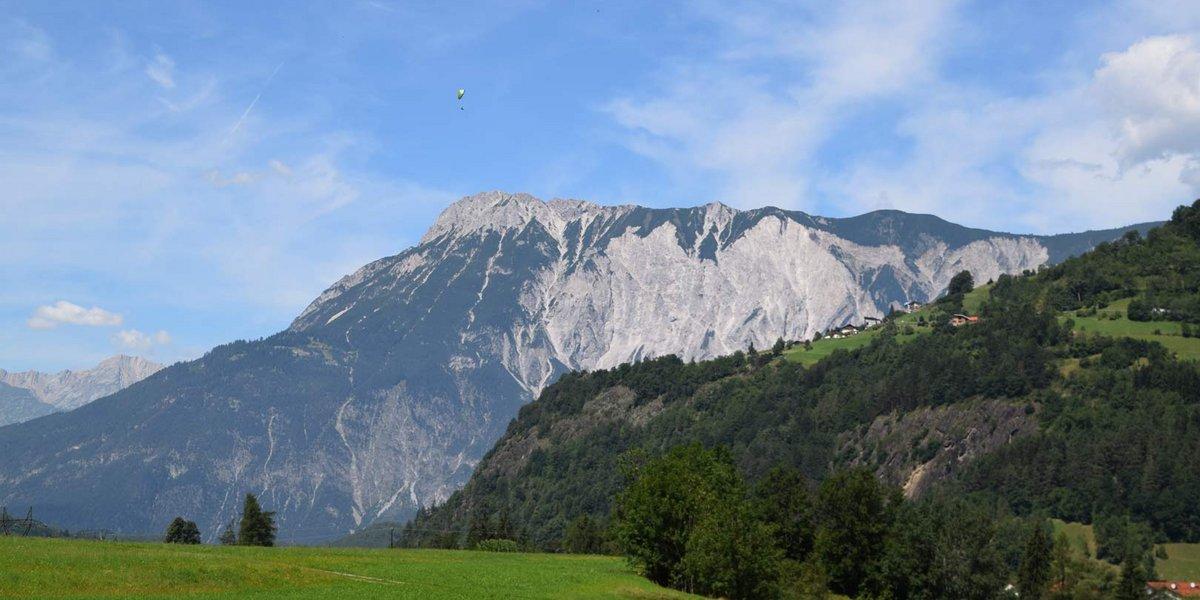 Das Ötztal hat nicht nur einen wunderschönen Ausblick auf die Alpen zu bieten