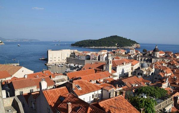 Ausflug nach Dubrovnik