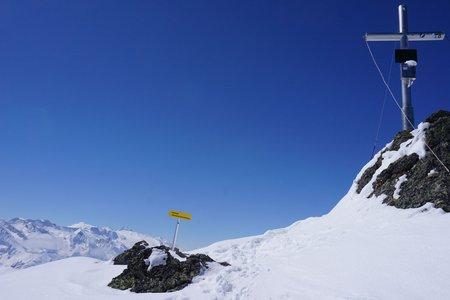 Pangert (2550m) von der Zillertaler Höhenstraße