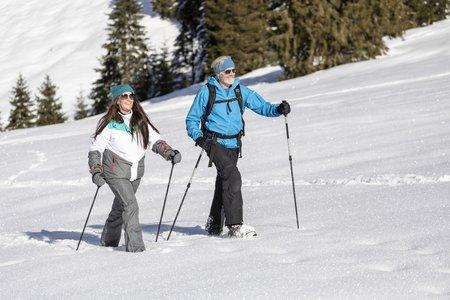 Doppelt gehoppelt: Die Wildschönau erweitert das Winterwander-Angebot
