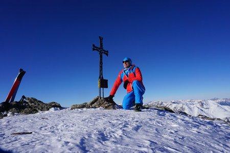 Sömen (2796m) von der Juifenau