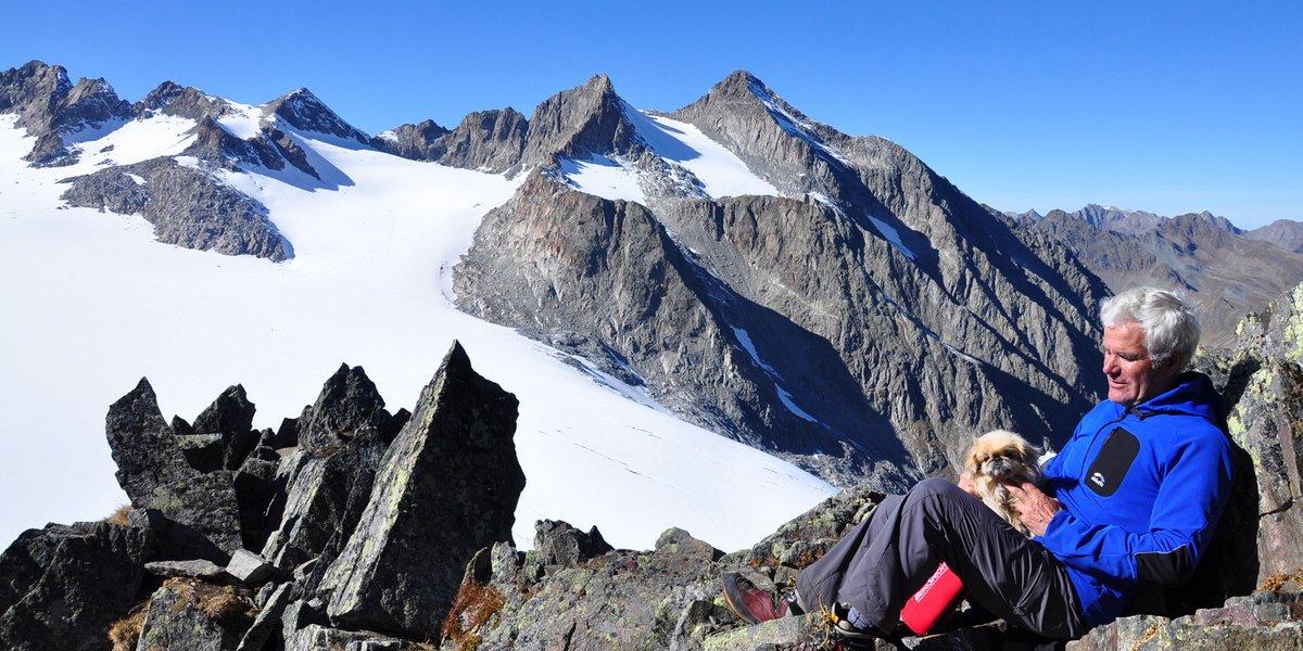 Bergtour Rinnenspitze - Franz Senn Hütte