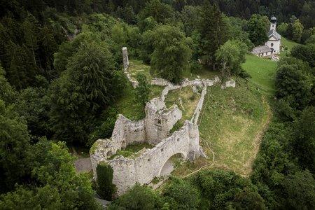 Schlussruine Thaur in Tirol