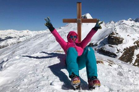 Flatschspitze, 2567m - Skitour vom Brennerbad