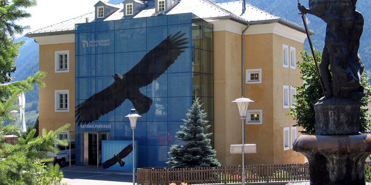 Nationalparkhaus Matrei, (c) Gruber