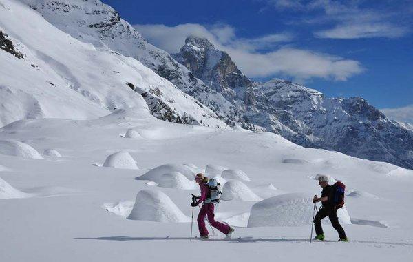 Skitour auf die Aglsspitze