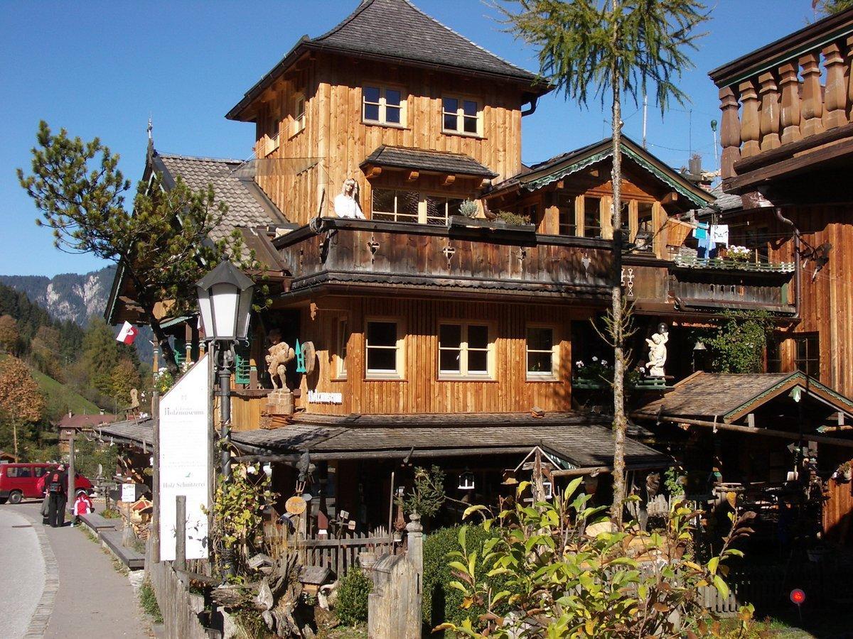 Schönes Holzmuseum in der Wildschönau