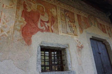 St. Cyrillus Rundwanderung bei Brixen