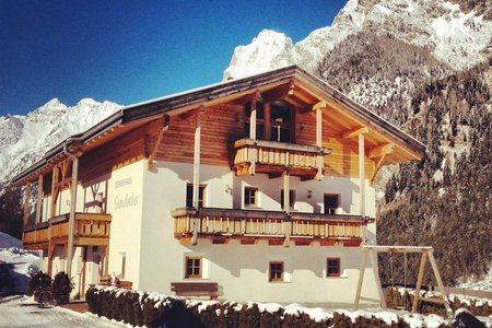 Ferienhaus Staudacher - Pflerschtal