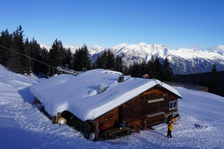 Rodelbahn Pleisenhütte – Axamer Lizum