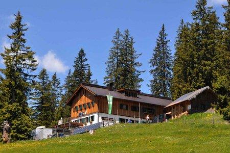 Gufferthütte, 1475m - Brandenberg