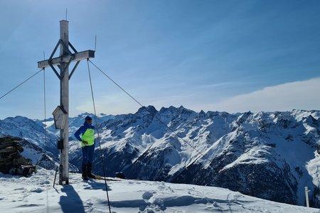 Schafhimmel (2820m) von Zaunhof