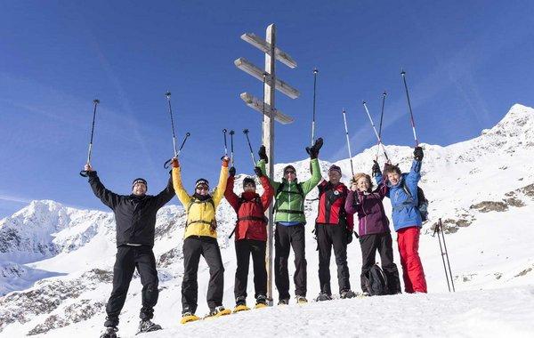 Schneeschuhparadies Passeiertal