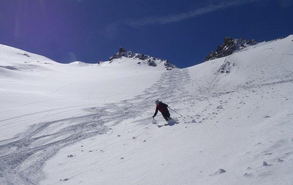 Skitouren Wattener Lizum Tirol