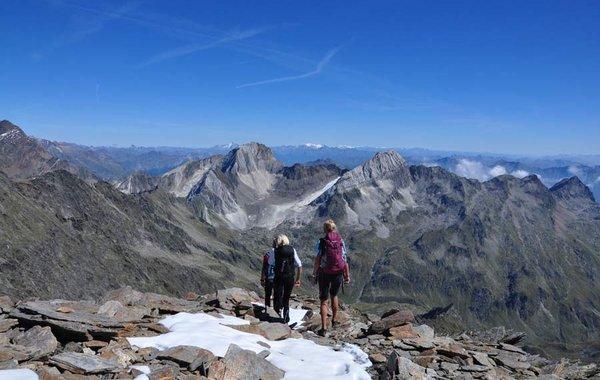Bergtour auf die Rötspitze