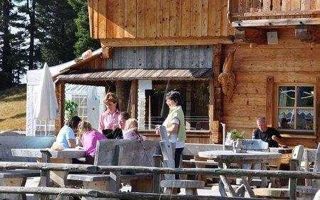 Die schönsten Almwanderungen in Südtirol