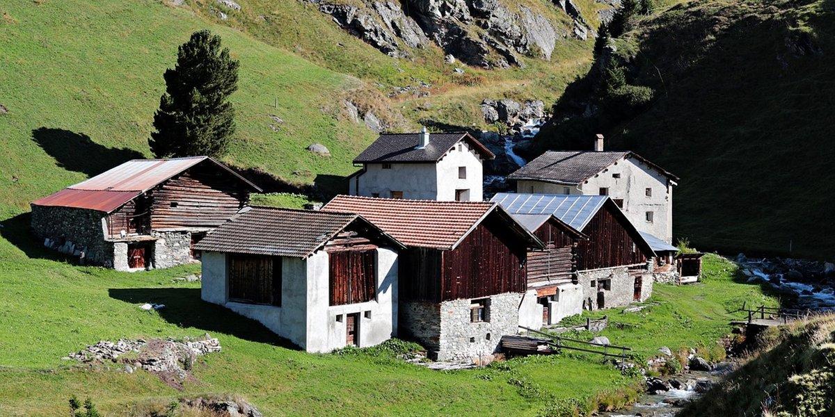Almen in Tirol