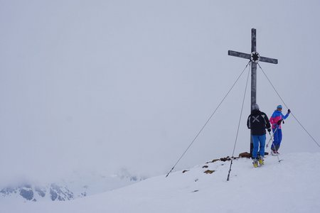 Schneeglocke (3223m) von der Silvrettahütte
