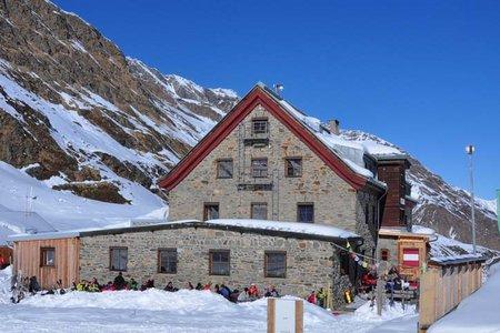 Franz Senn Hütte, 2147 m - Stubaital