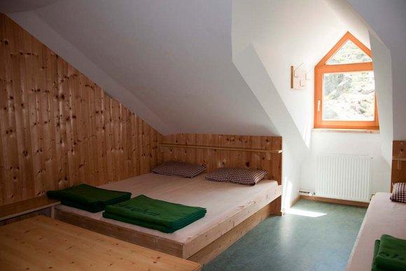 Berghütten / Alpenvereinshütten