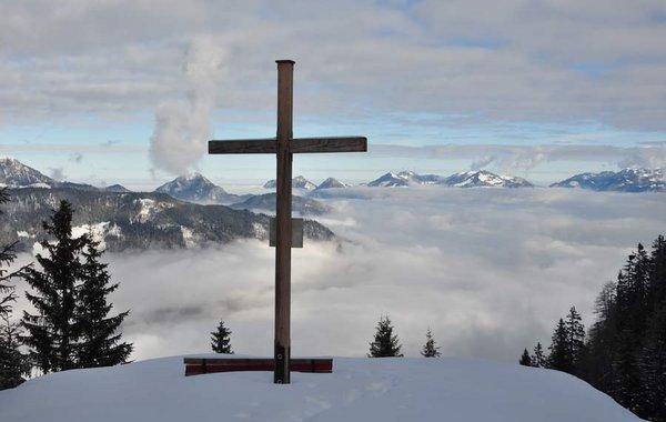 über den Schneeberg auf den Pendling im Kufsteinerland