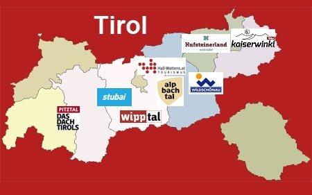Informationen unserer Partner-Ferienregionen