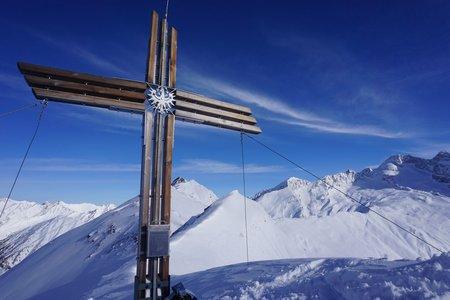 Gammerspitze (2537m) von Vals