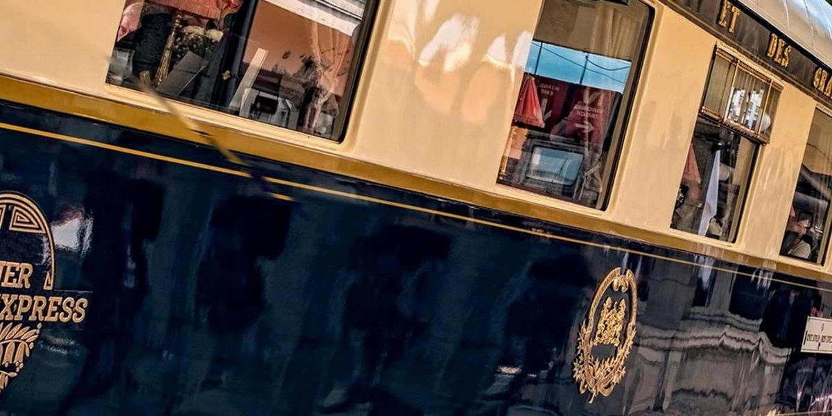 Urlaub im Orient-Express