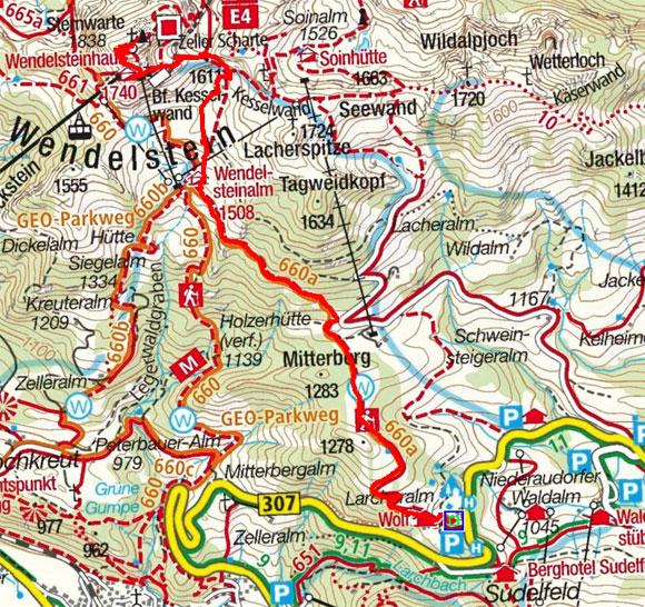 Wendelstein (1838 m) vom Unteren Sudelfeld