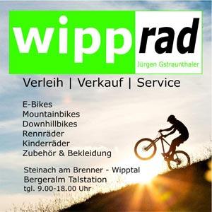 Wipp-Rad Steinach am Brenner